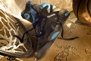 Reebok Shaq Attaq Black/Azure Blue