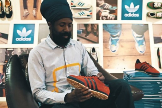 RETROSPECT: Collector Robert Brooks Shows Us His adidas Jeans