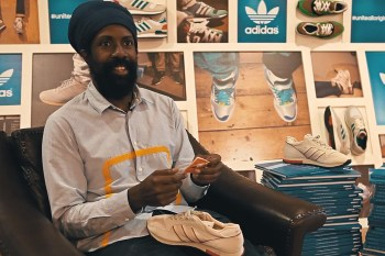 RETROSPECT: Collector Robert Brooks Shows Us His Made in Spain adidas Boston