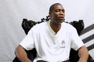 RETROSPECT: Dikembe Mutombo on the Return of his adidas Originals Signature Sneaker
