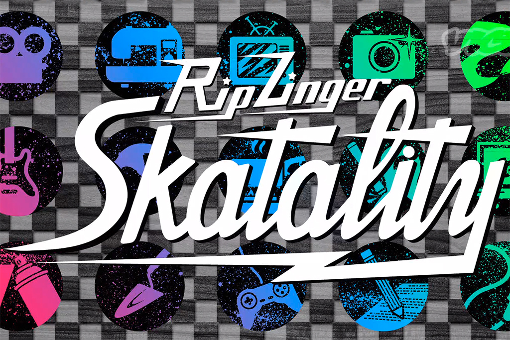 """Rip Zinger's """"Skatality"""" Trailer"""