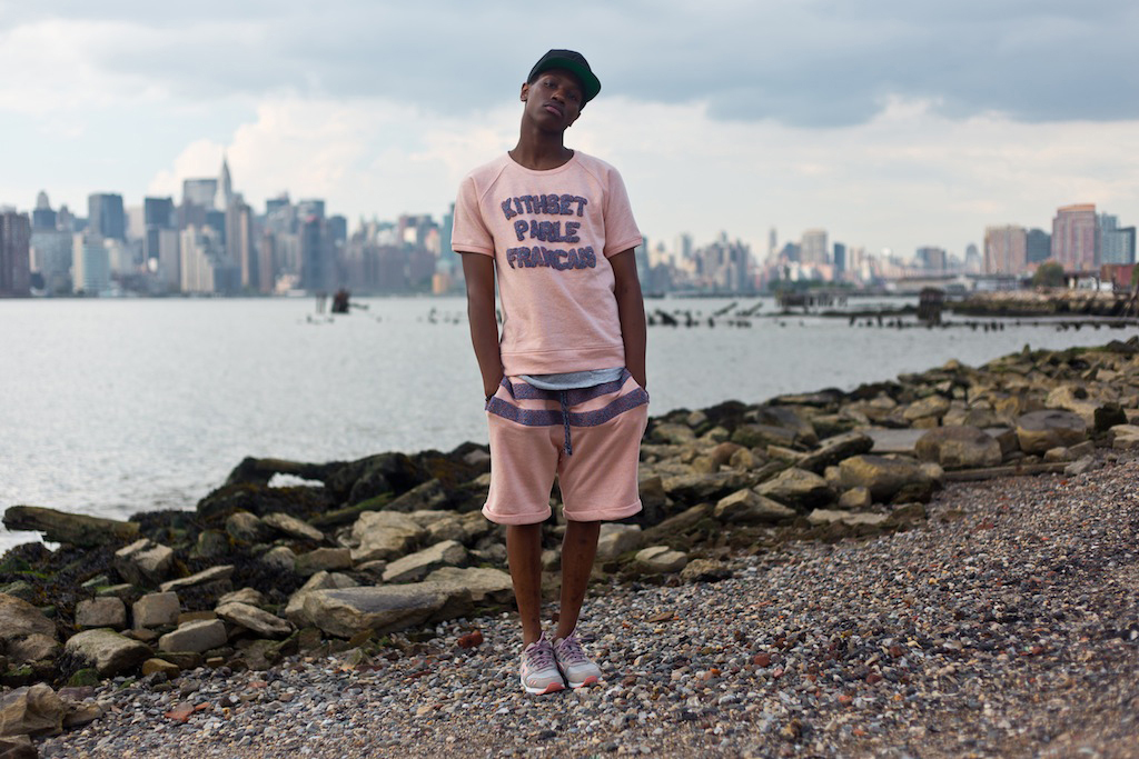 "Ronnie Fieg x BWGH 2013 ""Flamingo"" Capsule Collection"
