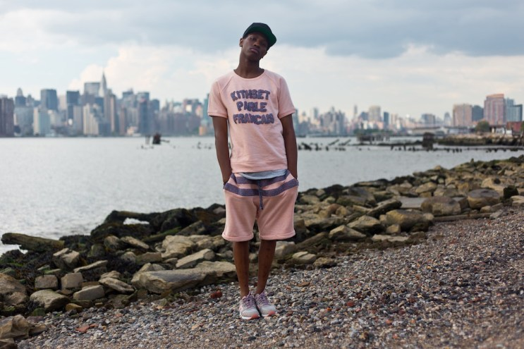 """Ronnie Fieg x BWGH 2013 """"Flamingo"""" Capsule Collection"""