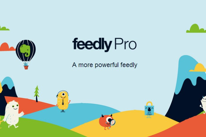RSS Reader Feedly Introduces App Upgrades with Feedly Pro