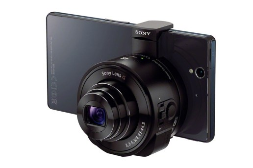 Rumour: Sony To Release Series of Lens Cameras