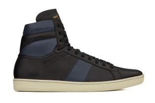 Saint Laurent Classic SL/02H High-Top Sneaker