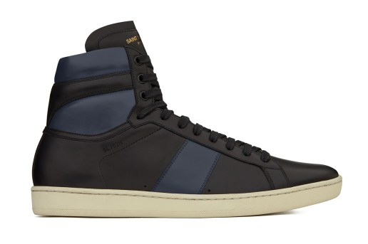 Saint Laurent Classic SL/02H High-Top Sneaker