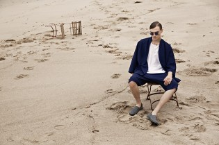 SECOND/LAYER 2014 Spring/Summer Video Lookbook