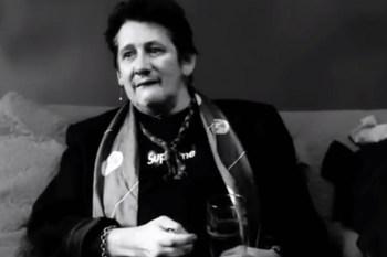 Shane MacGowan for Supreme Video