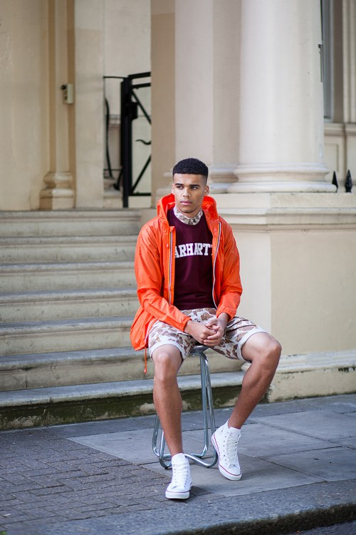 size? 2013 Fall Lookbook Styled by Clothsurgeon