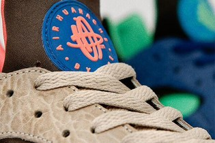 "size? x Nike Air Huarache ""Urban Safari"" Teaser"