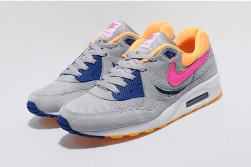 """size? x Nike Air Max Light """"Cement"""" Pack"""