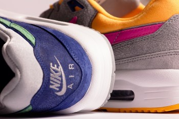"size? x Nike Air Max Light ""Cement"" Pack Teaser 2"