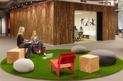 Skype Headquarters in Palo Alto