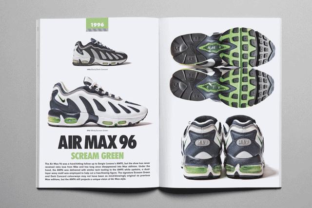 Sneaker Freaker Issue 28 Airmaxtravaganza