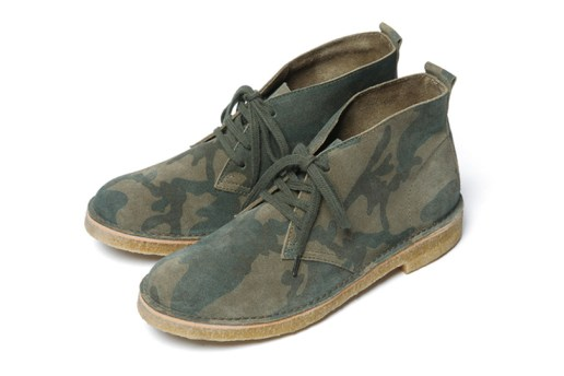 SOPHNET. 2013 Fall/Winter SUEDE CHUKKA BOOTS