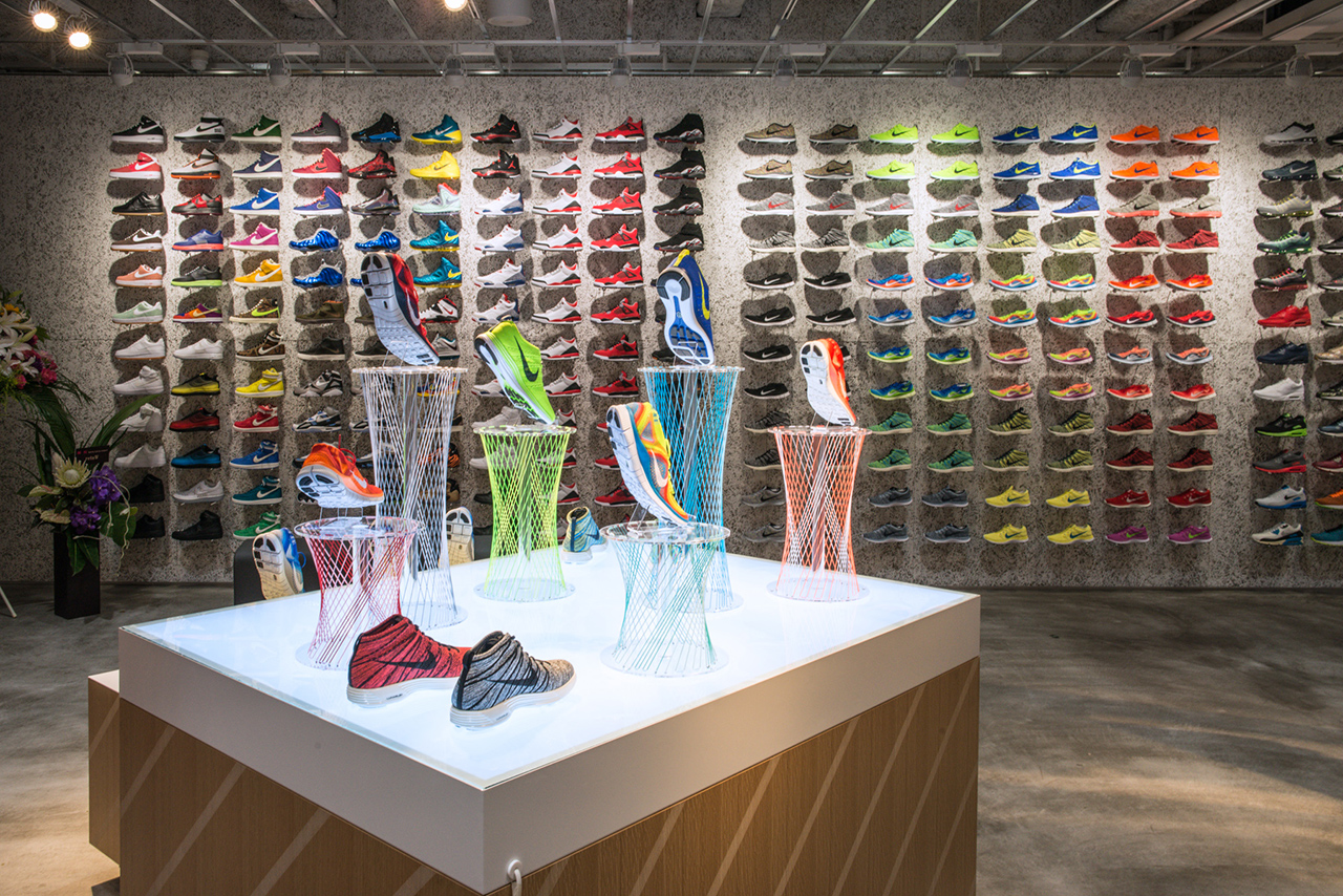 Sports Lab by atmos Launch
