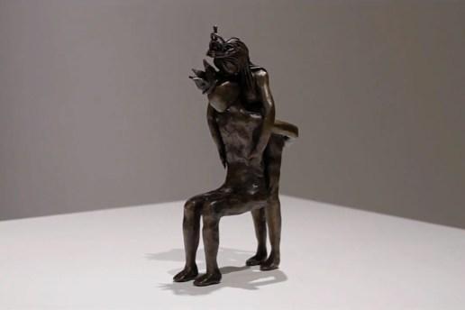 "Stefan Janoski ""Sculptures in Bronze"" Exhibition @ 71a Gallery Recap"