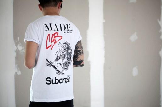 "Steve Caballero x Jahan Loh x Subcrew ""DOUBLE DRAGON"" T-Shirts"