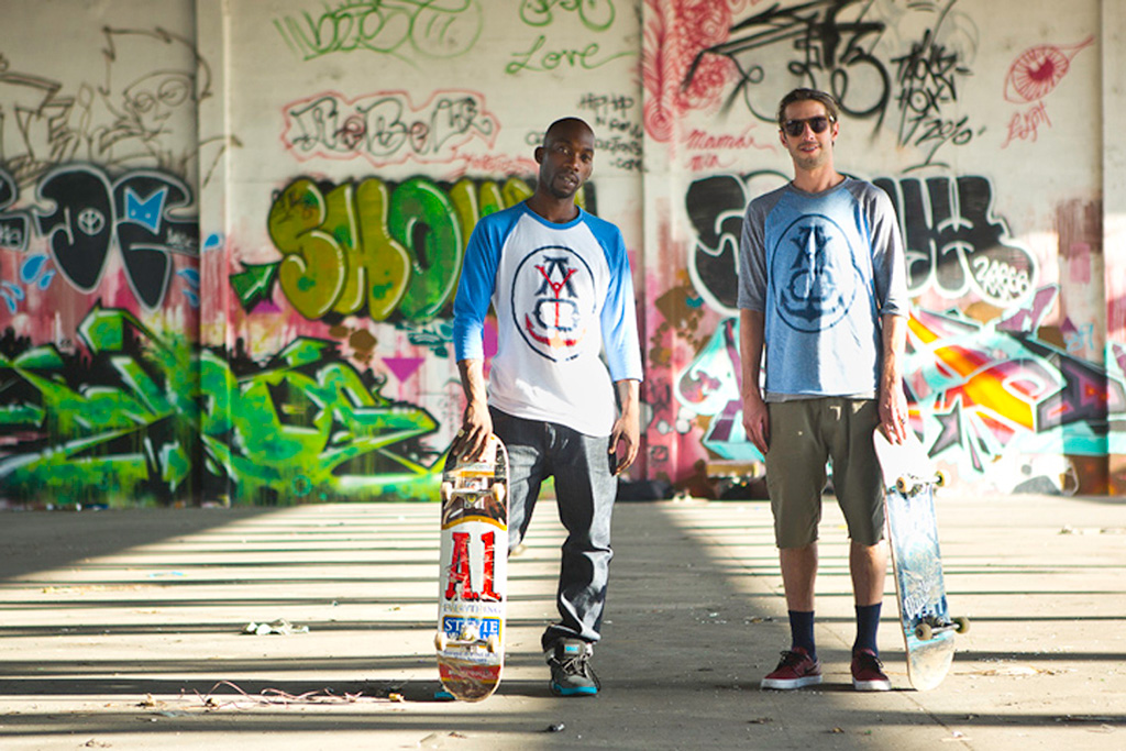 stevie williams and stefan janoski talk about their latest brand asphalt yacht club