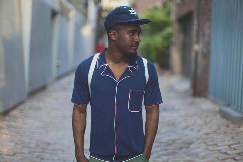 "Street Etiquette x Ebbetts Field Flannels ""Black Ivy"" Collection"