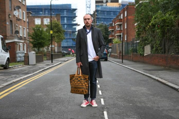 Streetsnaps: Steve Monaghan