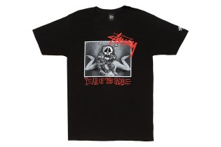 "Stussy 2013 ""Year of the Snake"" T-Shirts *Taipei Chapter Exclusive"