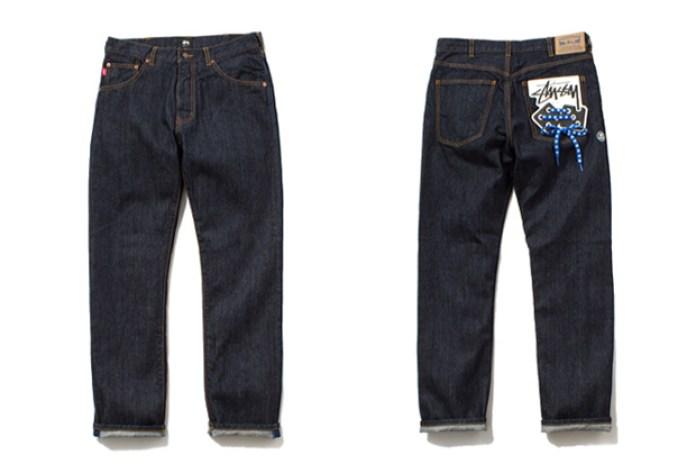 "Stussy ""Skater's Fit Jean"""