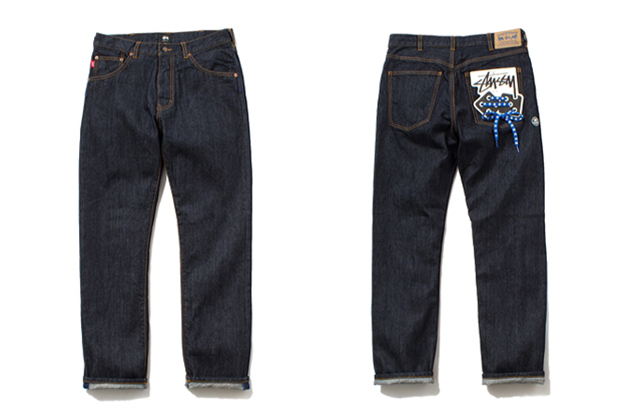 stussy skaters fit jean