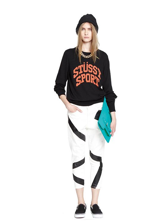 Stussy Women 2013 Fall/Winter Lookbook