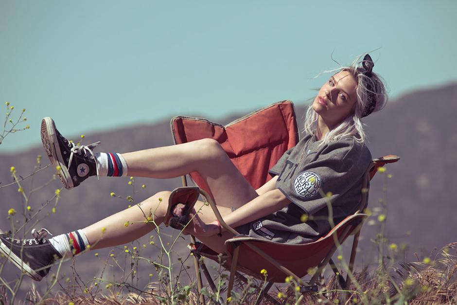 Stussy Women's 2013 Fall Lookbook