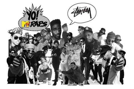 Stussy x Yo! MTV Raps Collection