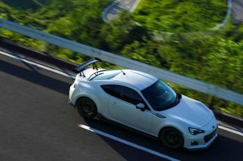 Subaru Unveils the BRZ tS