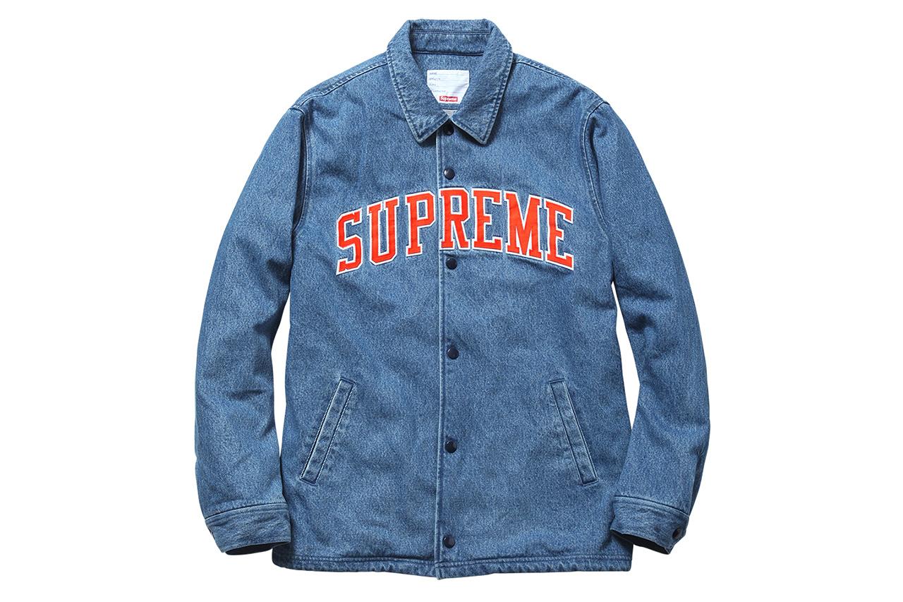 Supreme 2013 Fall/Winter Apparel Collection