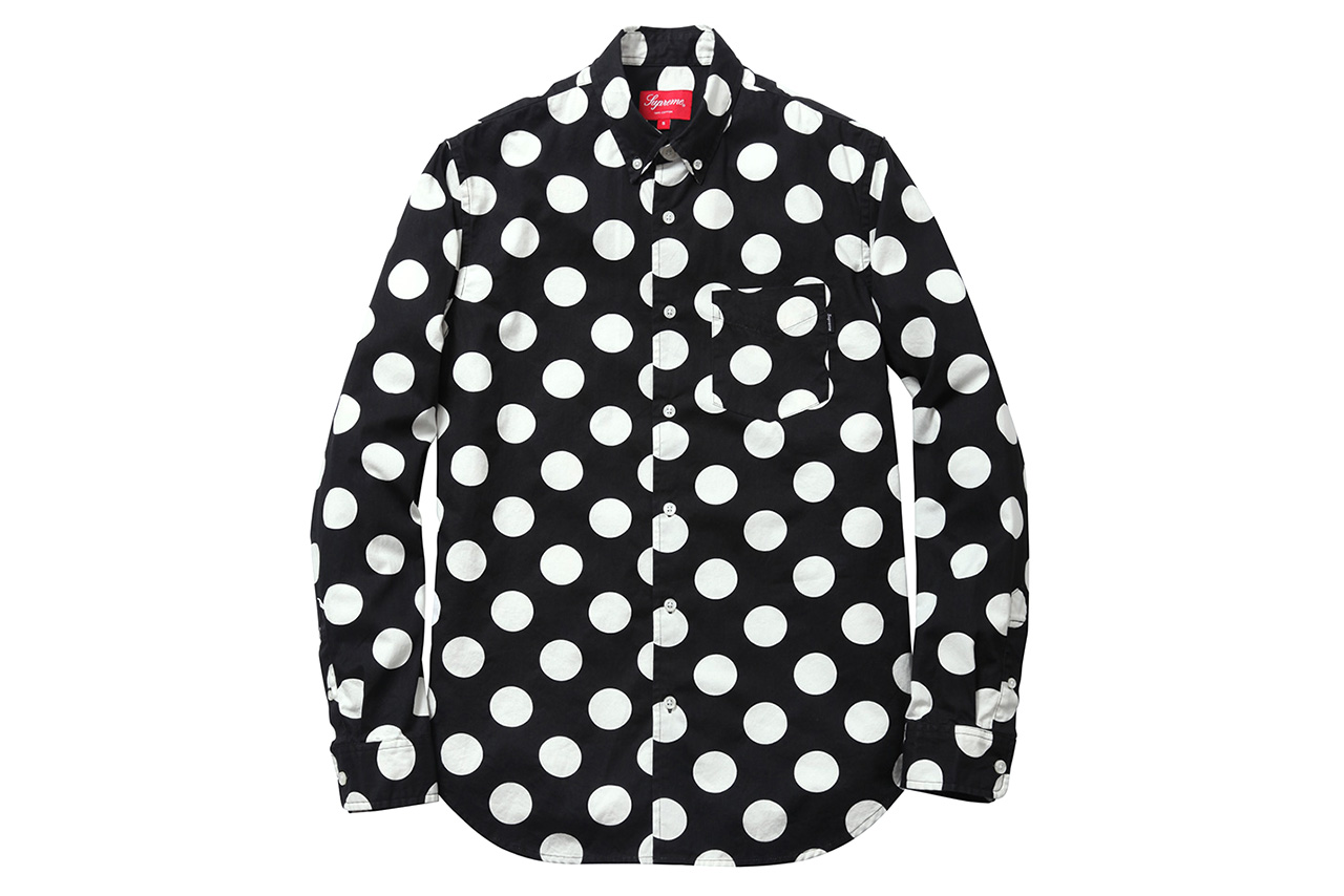 Supreme 2013 Fall/Winter Apparel Collection