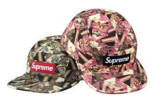 Supreme 2013 Fall/Winter Headwear Collection
