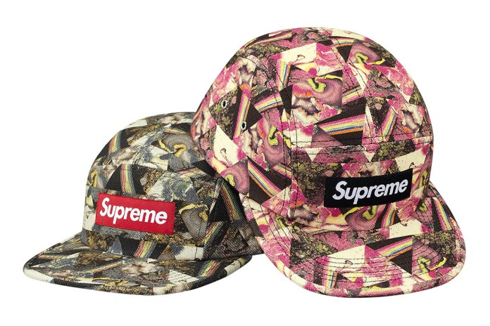 Supreme 2013 Fall/Winter Headwear Collection