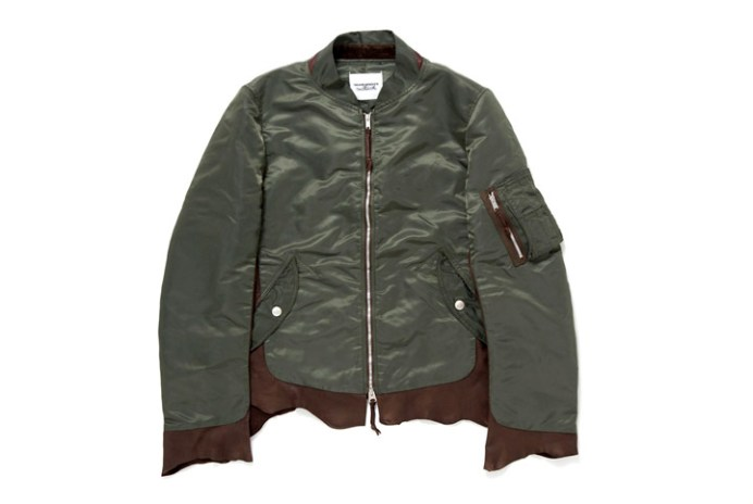 TAKAHIROMIYASHITATheSoloIst. for grocerystore 2013 Retro Flight Jacket