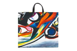 Taro Okamoto x COMME des GARCONS Special Tote Bag
