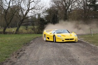 """Supercars Are Put to the Test in """"Tax The Rich"""""""