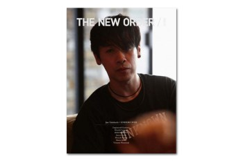 THE NEW ORDER Vol. 09 featuring Jun Takahashi