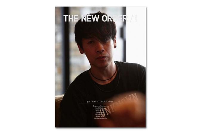 THE NEW ORDER Vol. 09 featuring Jun Takahashi