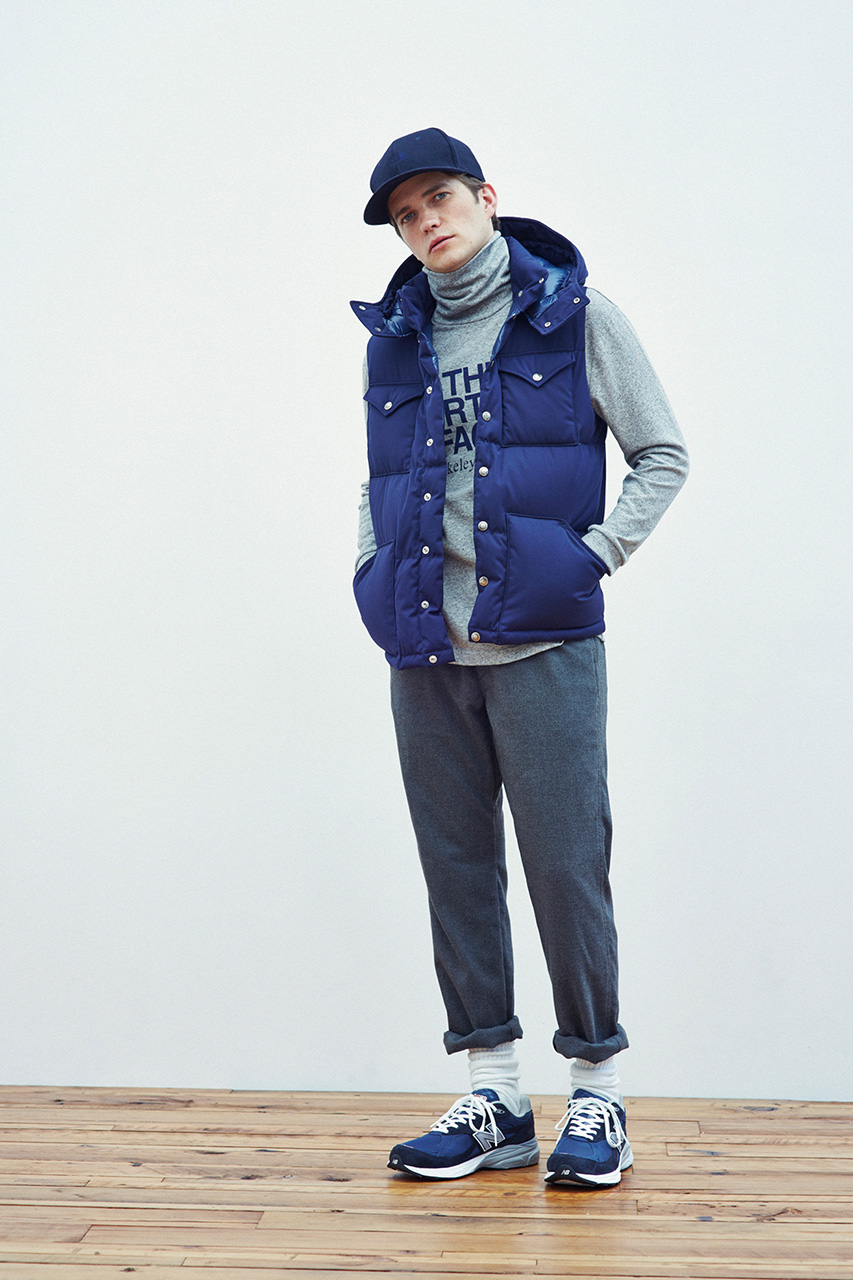 the north face purple label 2013 fall winter lookbook