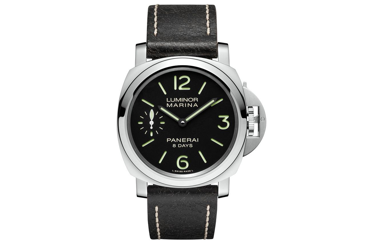 the panerai pam 510 luminor marina watch
