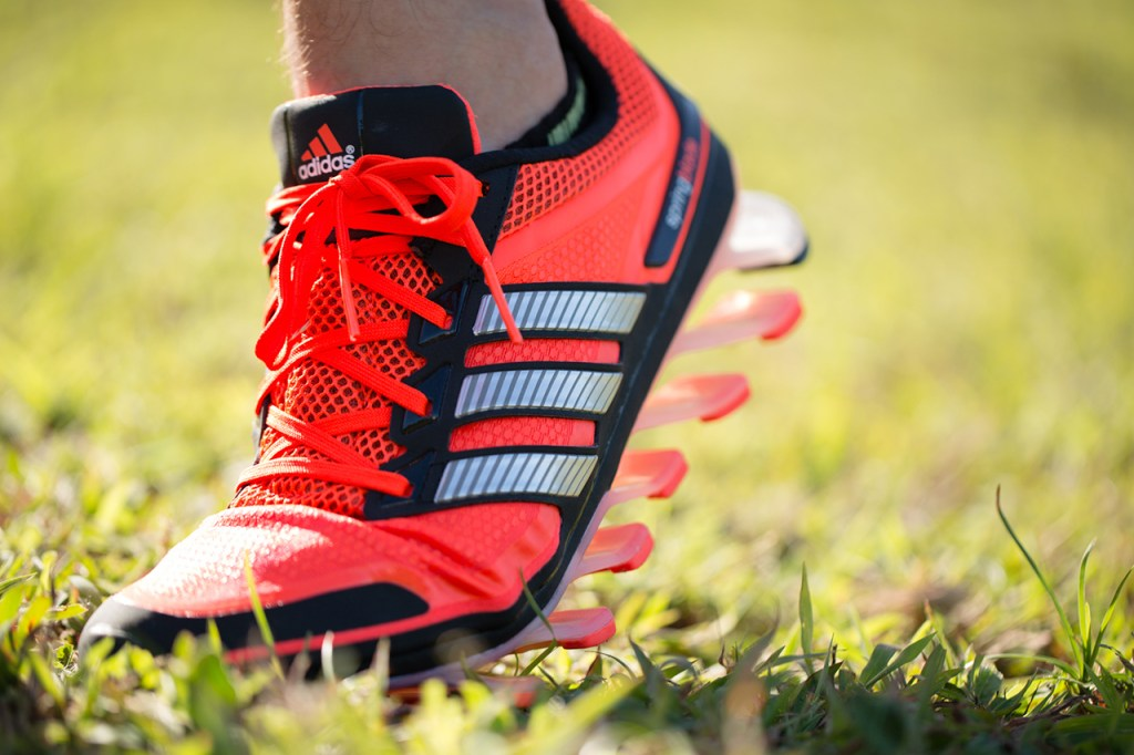 adidas Designer Robbie Fuller Talks About the Revolutionary New Springblade