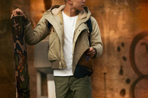 """THE UNION 2013 Fall/Winter """"Working High"""" Lookbook"""
