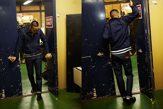 the union 2013 fall winter working high lookbook