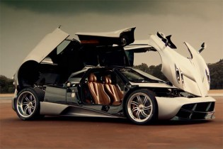 Top Gear Reviews the Pagani Huayra