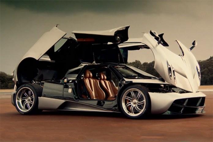 Top Gear Reviews the Pagani Huayra
