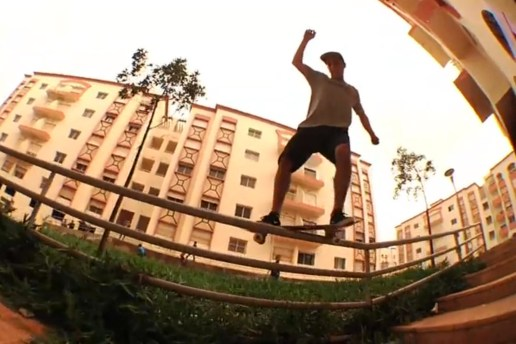 "Transworld Skateboarding ""Marrakesh Express"" Skate Video featuring Youness Amrani"